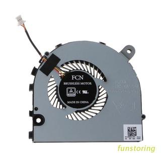 FUN LY  對於宏碁暗影騎士3 VX5-591G筆記本電腦散熱風扇CPU散熱器散熱器更換