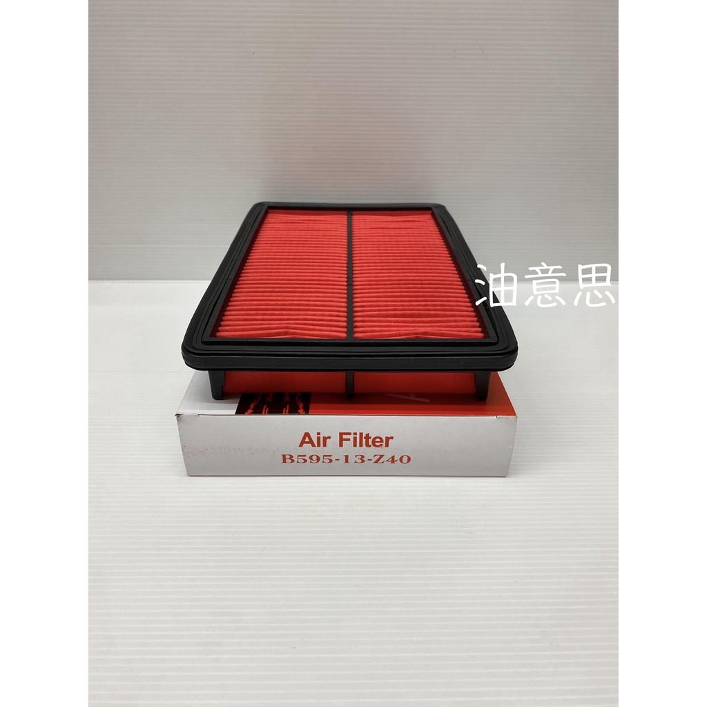 油意思 空氣芯 適用 FORD TIERRA MAV LIATA PREMACY MAZDA323 空氣濾芯 空氣濾網