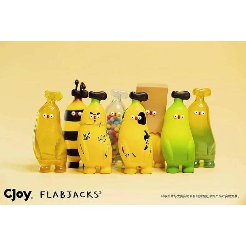 【現貨 兩日內寄出】CJoy x Flabjacks Banana Boo 香蕉盒抽