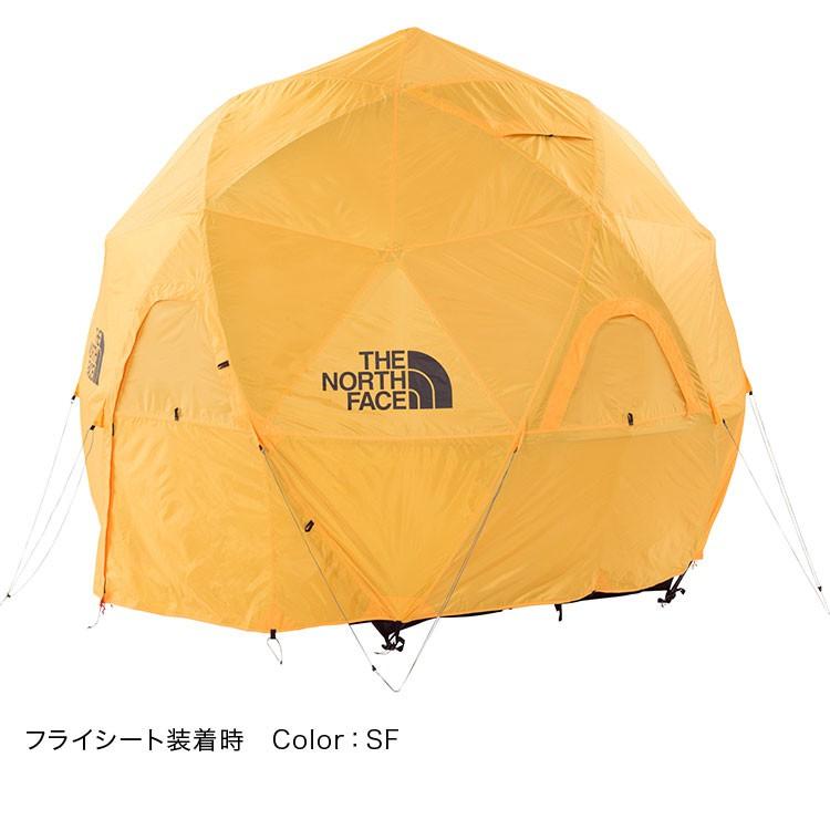 好球商城 美國THE NORTH FACE NV21800 球型帳篷(含地布)-帶