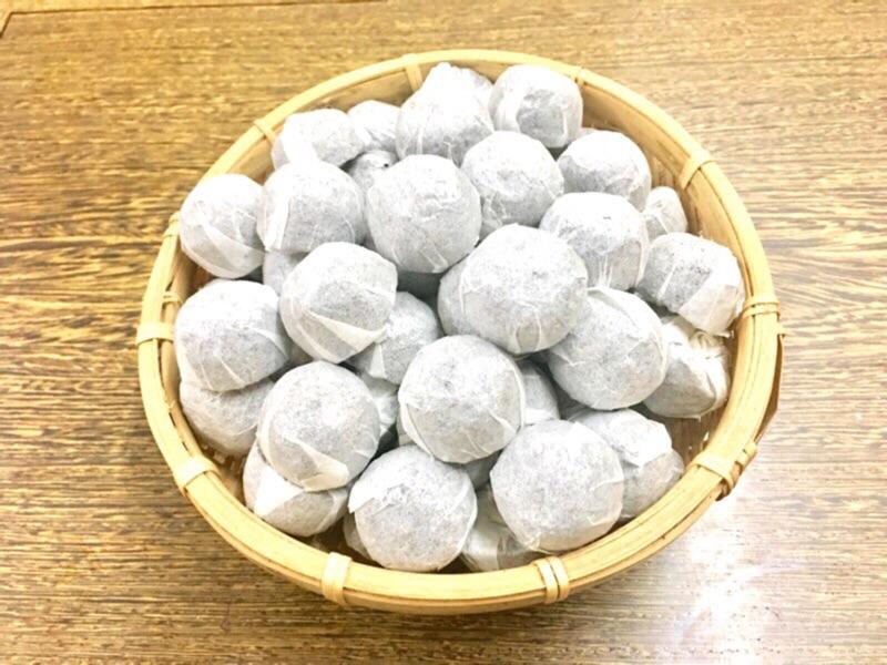 嚐鮮包-勐海茶廠2002年【珍珠小沱茶】熟茶-10顆