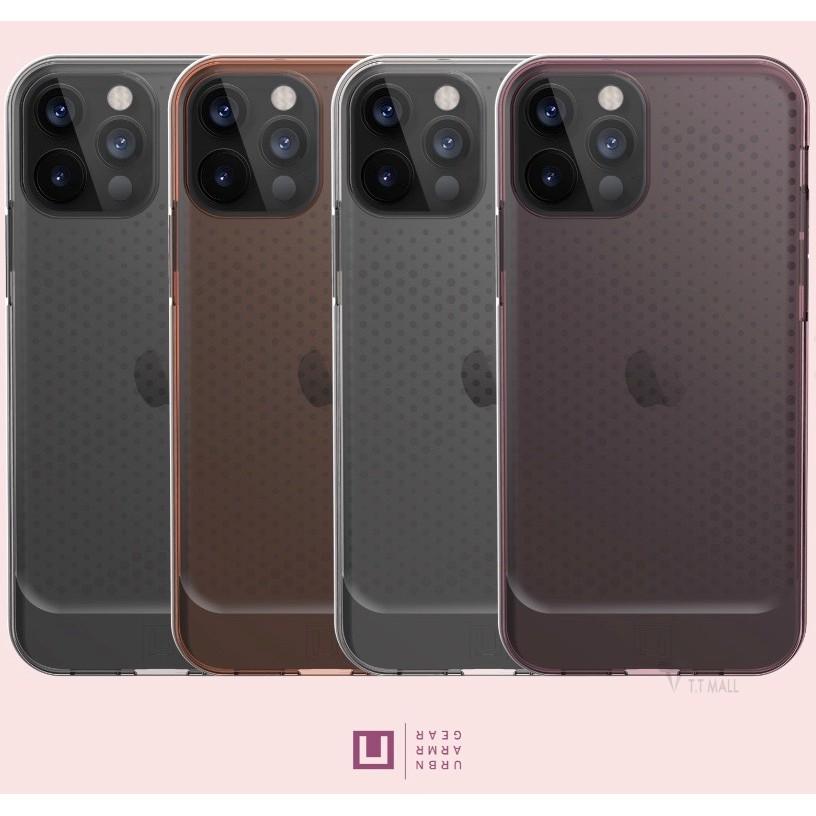 【UAG】Iphone12 U系列 Lucent 耐衝擊 亮透保護殼