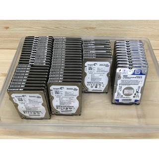 [永和福利站] 全新 中古 筆電硬碟2.5吋 7mm SATA3 320G 500G 1TB WD 黑標 7200轉 新北市