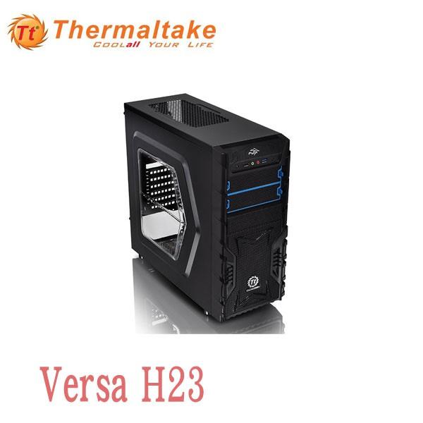 【3CTOWN】含稅附發票 Thermaltake 曜越 Versa H23 USB3.0 開窗 中直立式機殼