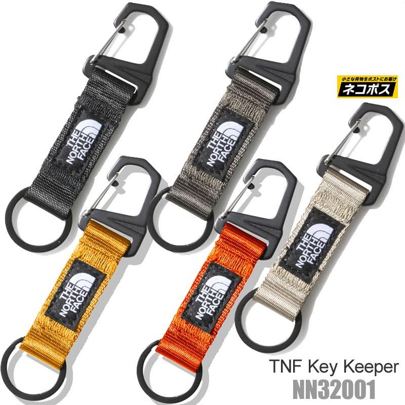 【現貨】【THE NORTH FACE鑰匙圈】2021最新春夏款  NN32001 TNF KEY KEEPER/三洋堂
