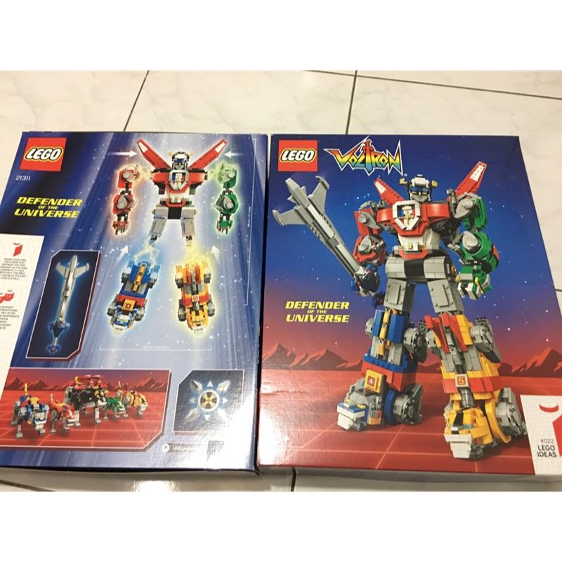 (現貨)LEGO 聖戰士 樂高21311