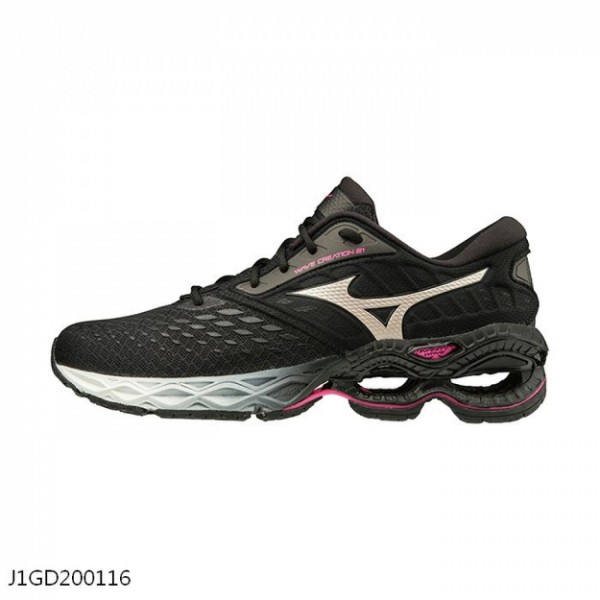 [ROSE] MIZUNO WAVE CREATION 21 女鞋 慢跑 J1GD200116 特價3890 20/07