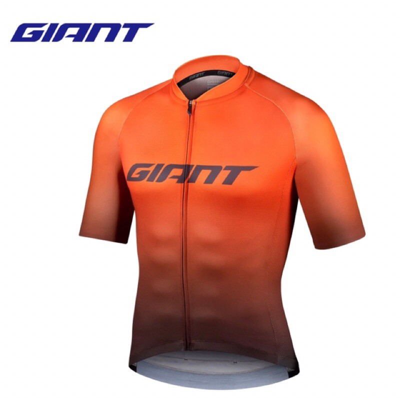 拜客先生-【GIANT】預購款 捷安特2021新品 新色 RACE DAY 短袖車衣 琥珀/黑