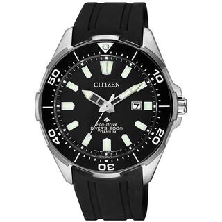CITIZEN 星辰錶 BN0200-13E PROMASTER 光動能鈦金屬冒險極致潛水腕表 / 黑 44mm 高雄市
