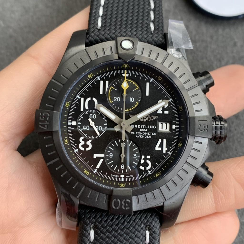 錶鍠 BREITLING 百年靈 7750机芯 復仇者計時腕錶