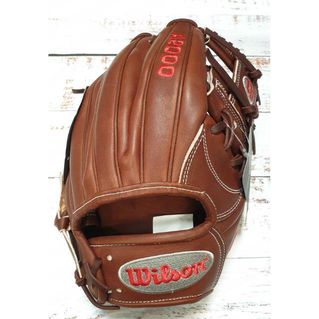 """【野球兄弟】Wilson A2000 1787 內野手套 11.75"""""""