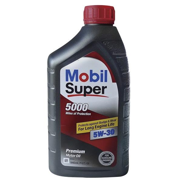 美孚超級5W30機油(946ml(1QT))[大買家]