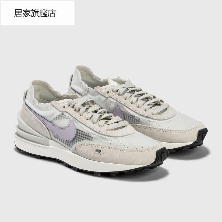 【開學季】 Nike Waffle One 女鞋 小sacai 灰白色