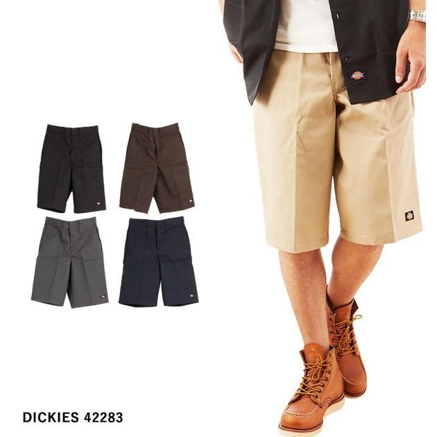 "Dickies 42283 13""Multi-Pocket Work Short 基本款休閒工作短褲工作短褲"