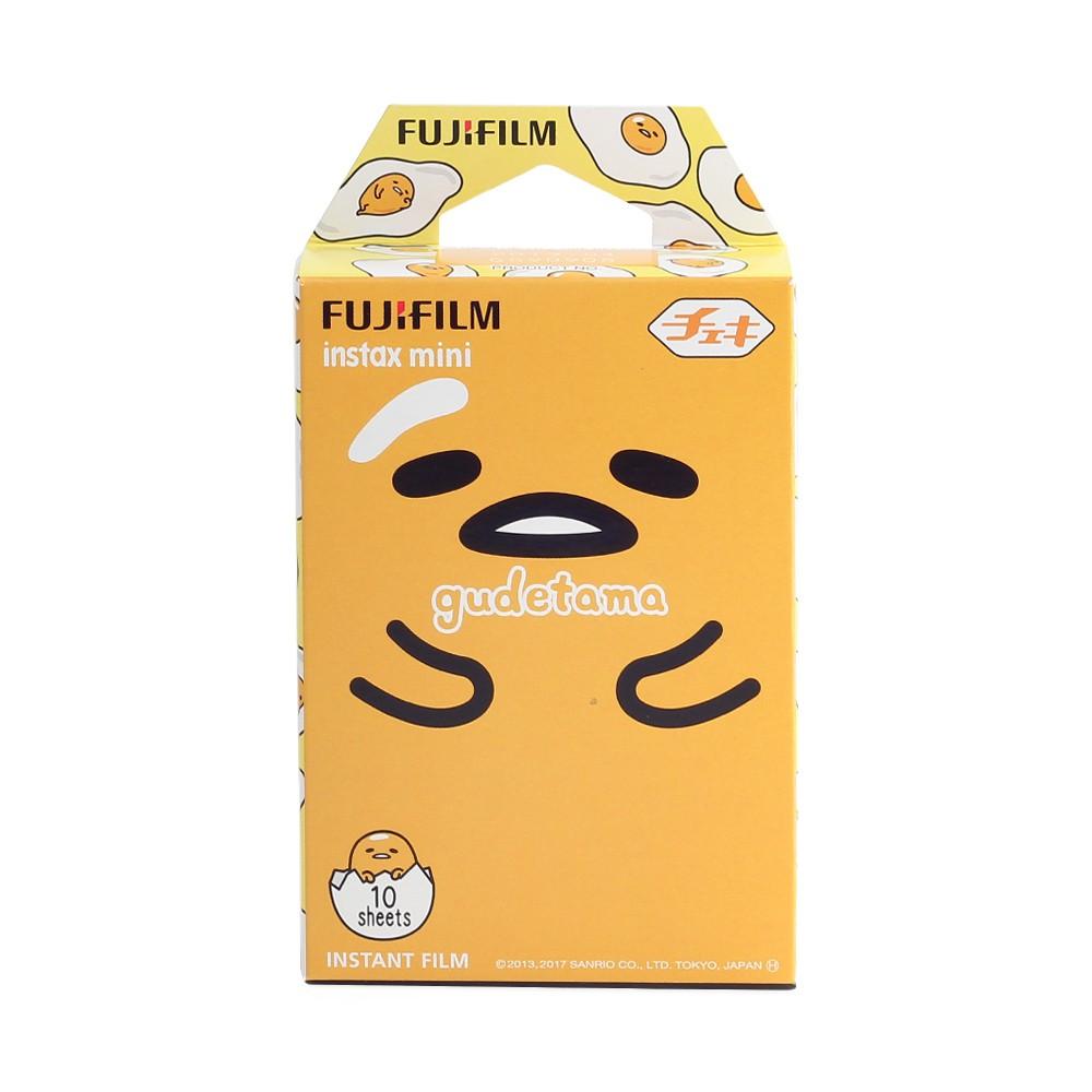 FUJIFILM instax mini 拍立得底片(大臉蛋黃哥)/3盒裝