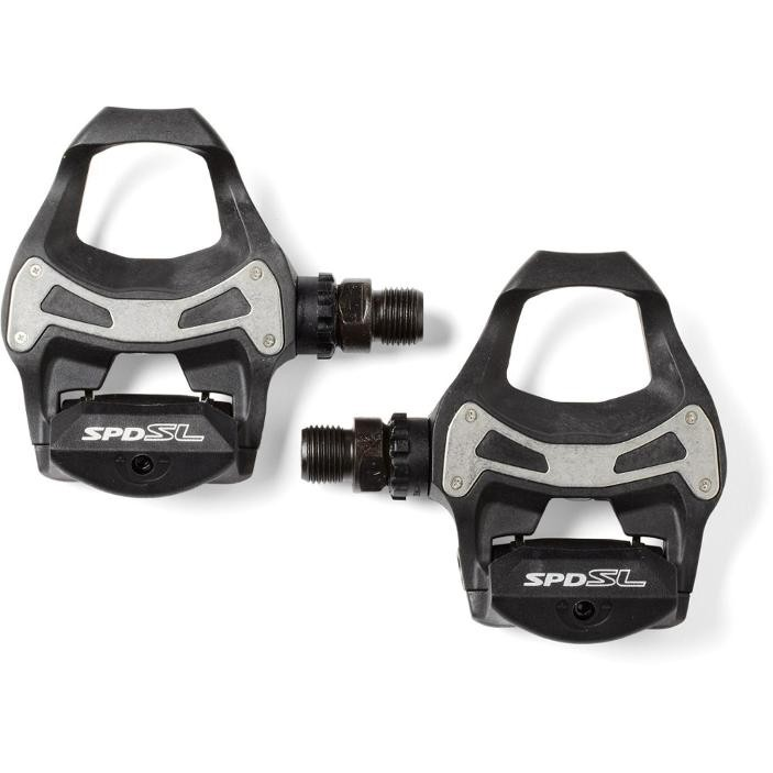 [胖虎單車] 原廠盒裝 Shimano PD-R550 公路車踏板 卡踏 (黑色)