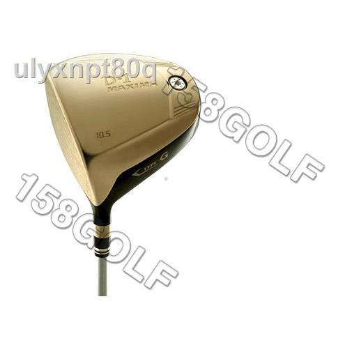 RYOMA D-1 MAXIMA TYPE G 金色龍馬 左手高爾夫一號木 高爾夫球桿