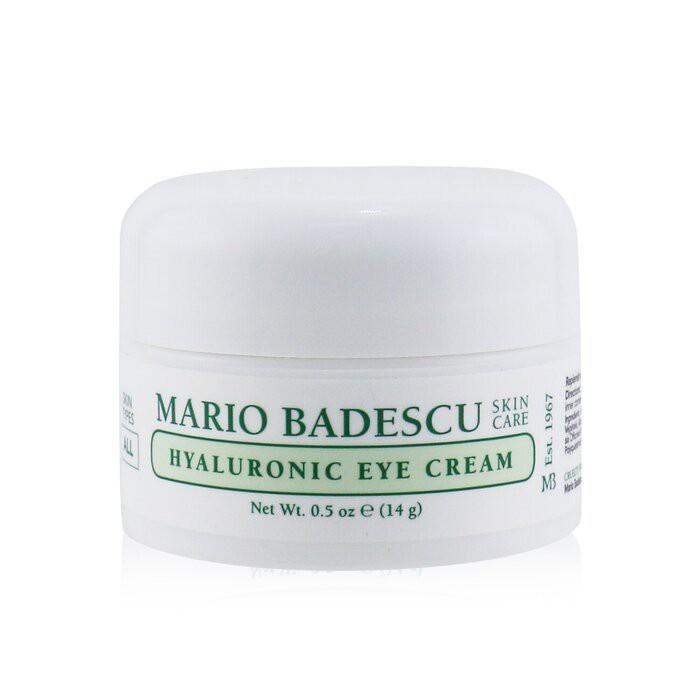 MARIO BADESCU - 玻尿酸眼霜 Hyaluronic Eye Cream - 所有膚質適用