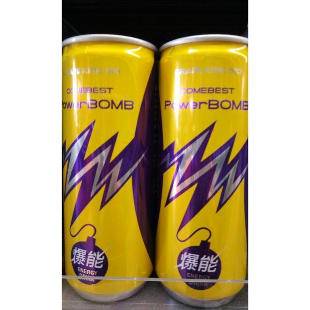 PowerBOMB 爆能能量飲料 225ml