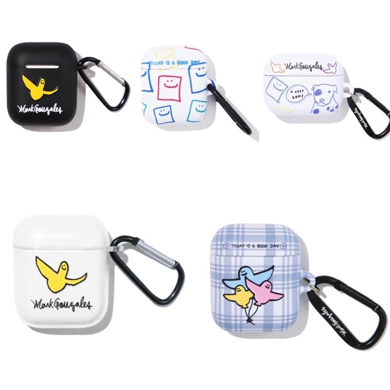 Pun's韓國代購 [Mark Gonzales]Airpods2 Airpods Pro 耳機殼 共六款 韓國潮牌代購