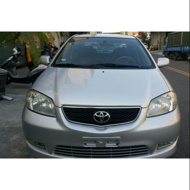 貴賓汽車 2004年豐田Toyota vios