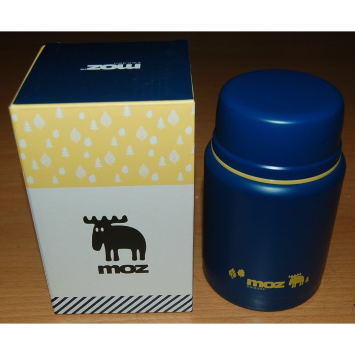 全聯 MOZ 真空附匙悶燒罐 (藍)