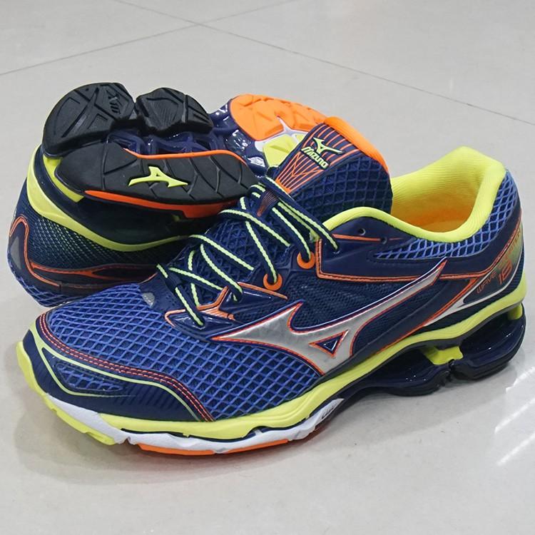*世偉運動精品*Mizuno J1GR160182 WAVE CREATION 18 慢跑鞋 六折出清 僅此一雙