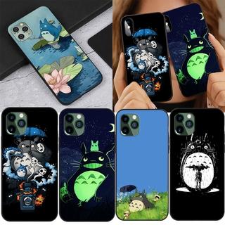 R95 龍貓動漫 Iphone 5 5s Se 2020 6 6s 7 8 Plus 軟矽膠 Tpu 保護套