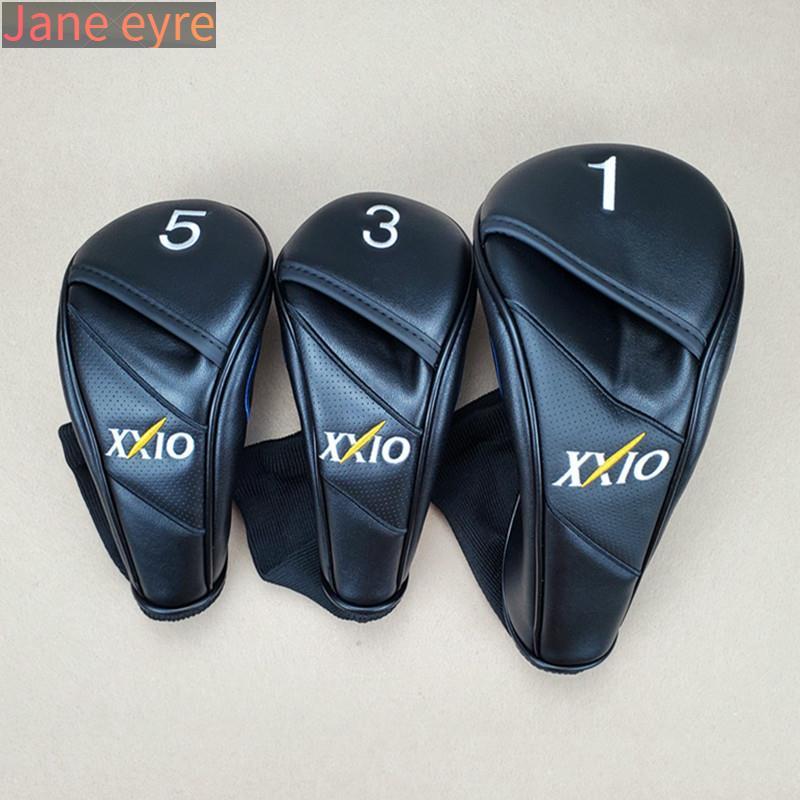 【台灣熱賣】【高爾夫推桿套】 XXIO高爾夫木桿套 桿頭套 帽套球桿保護套 XX10球頭套高爾夫球桿