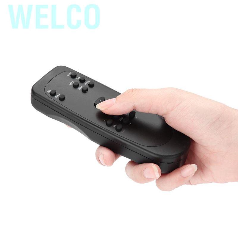 羅技 用於 Logitech Z5500 Z680 Z5400 的 Welco 電腦揚聲器遙控器 cxiV