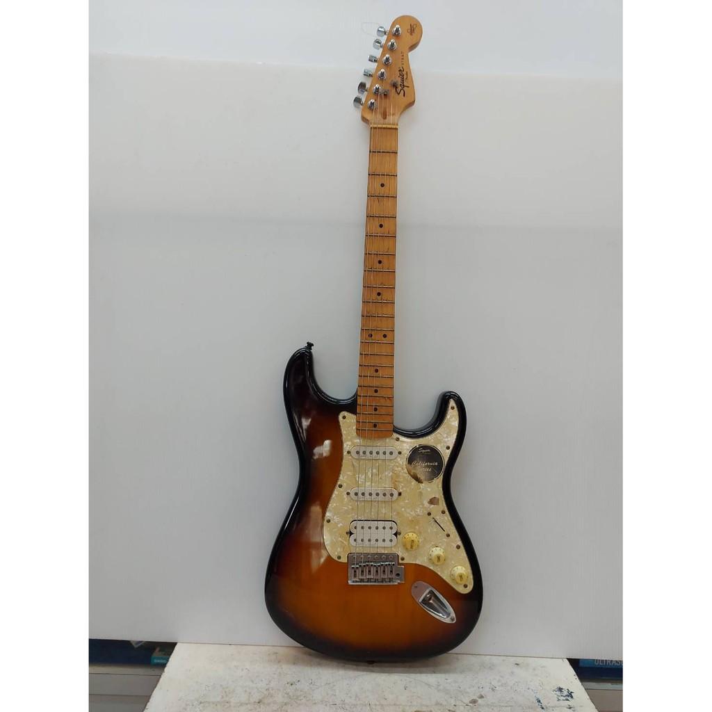 Fender Squier STANDARD STRAT® FMT 經典電吉他 (二手品)