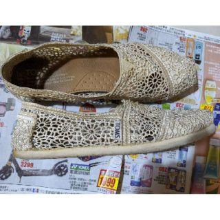 Toms 蕾絲鞋 白色 女鞋 w6.5 新北市