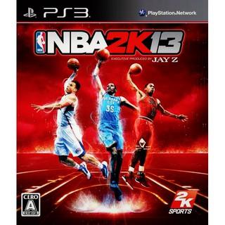🐹 幸福小確幸 🐹 👍 代售 二手 保存良好 & PS3《NBA 2K13》👍 💯