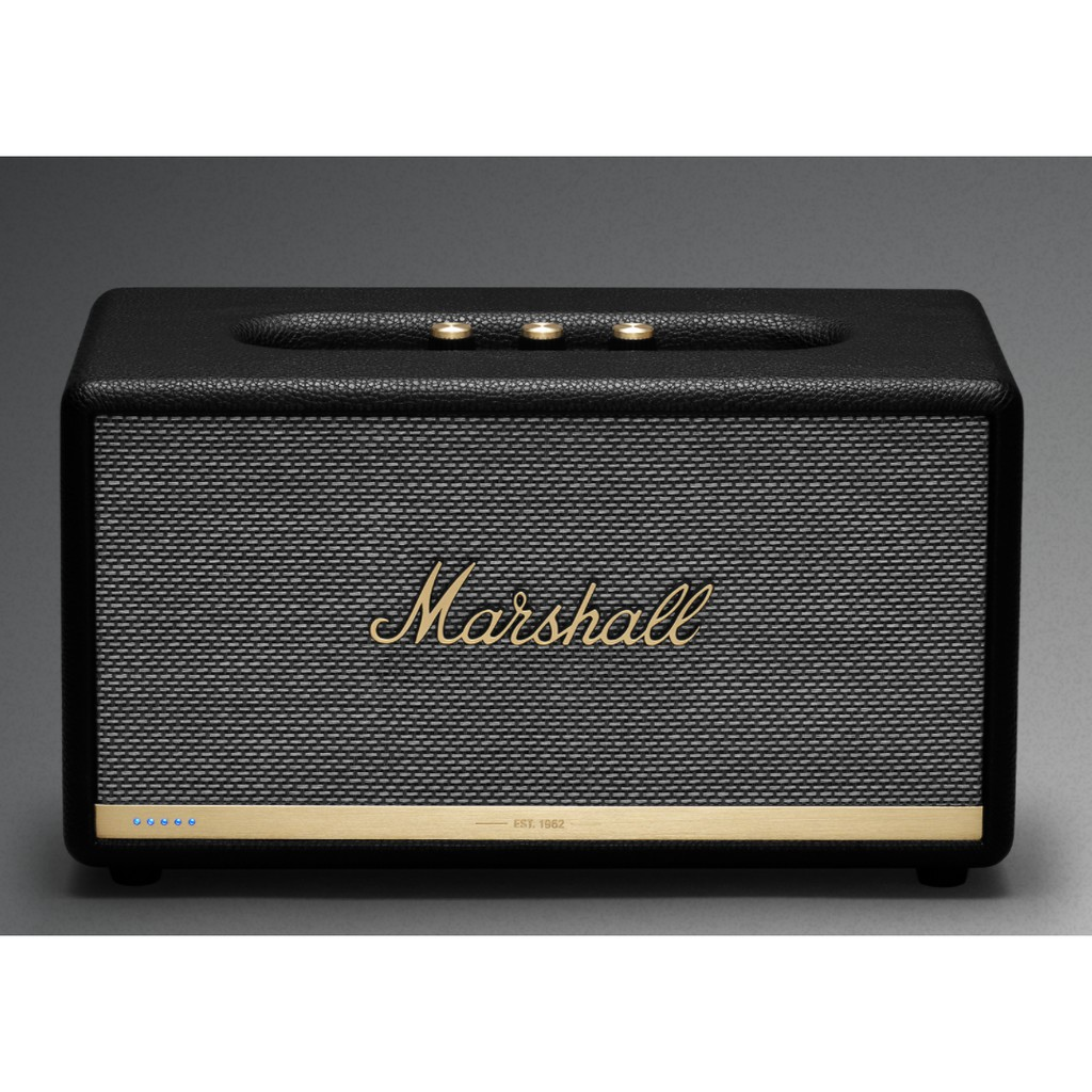 Marshall STANMORE II VOICE WITH AMAZON ALEX wifi版 與藍芽版同價