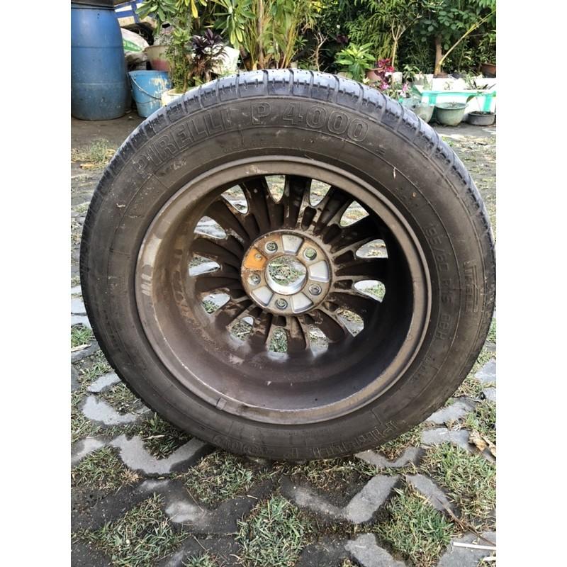 裕隆汽車 汽車備胎 Nissan汽車備胎