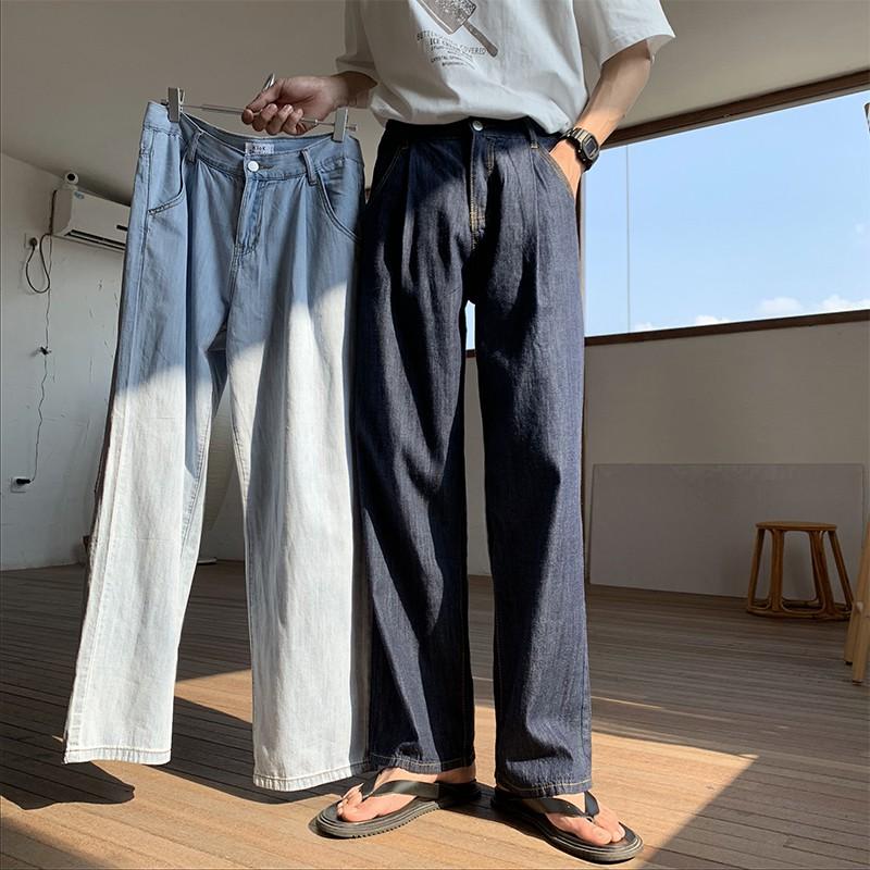 【FADE.MEET】單褶牛仔褲 0619