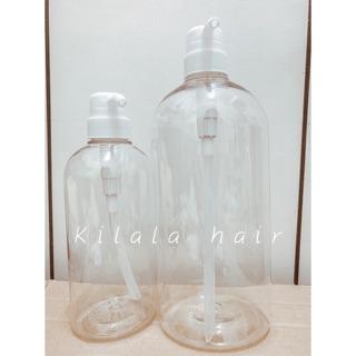 🌼KILALA Hair🌼 空壓瓶 空瓶 塑膠瓶 補充罐 500ml 1000ml 高雄市