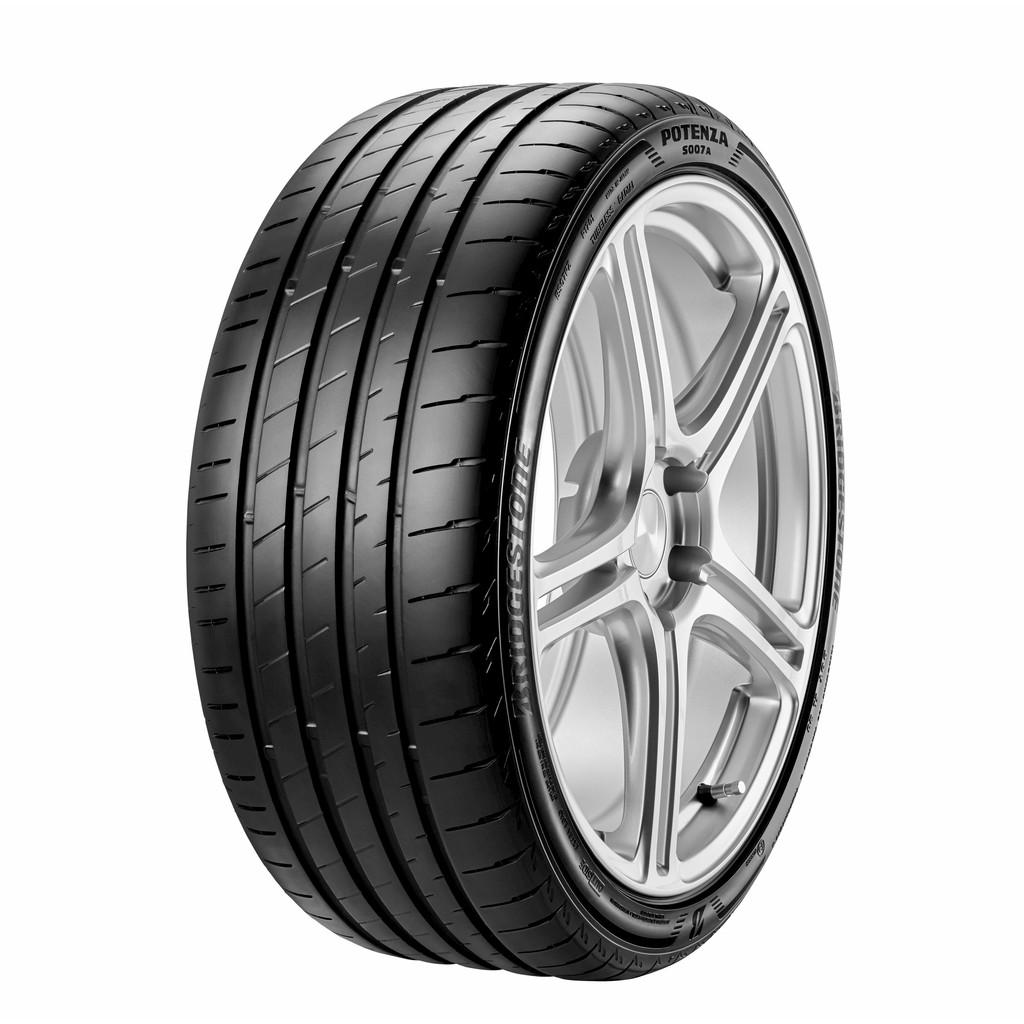 林口真真輪胎-普利司通輪胎Potenza S007A 225/45R19 96Y 完工價