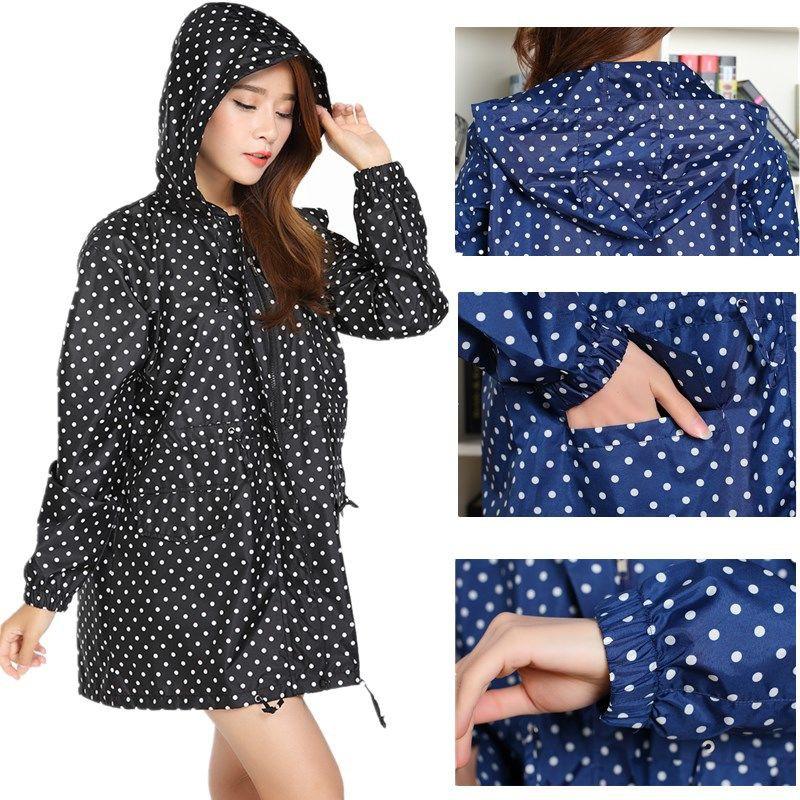 戶外雨衣登山徒步女雨披旅游防水單人衣個性風衣超輕時尚雨衣日本b17