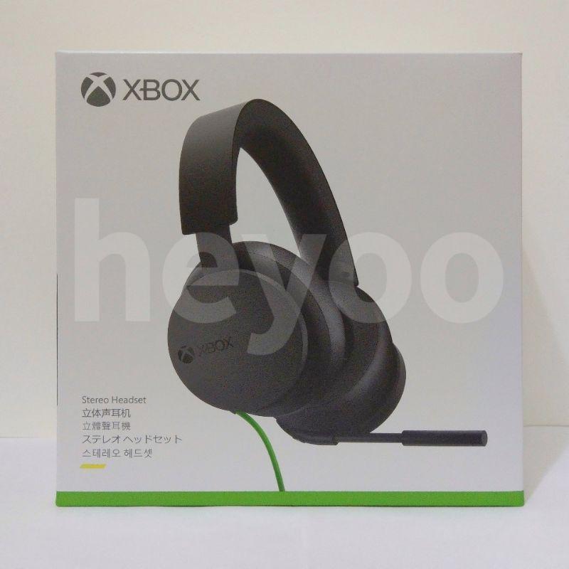 台灣公司貨 現貨 微軟Xbox立體聲耳機 有線耳機 無線耳機 XSX主機 XSS主機 Xbox Series X|S主機