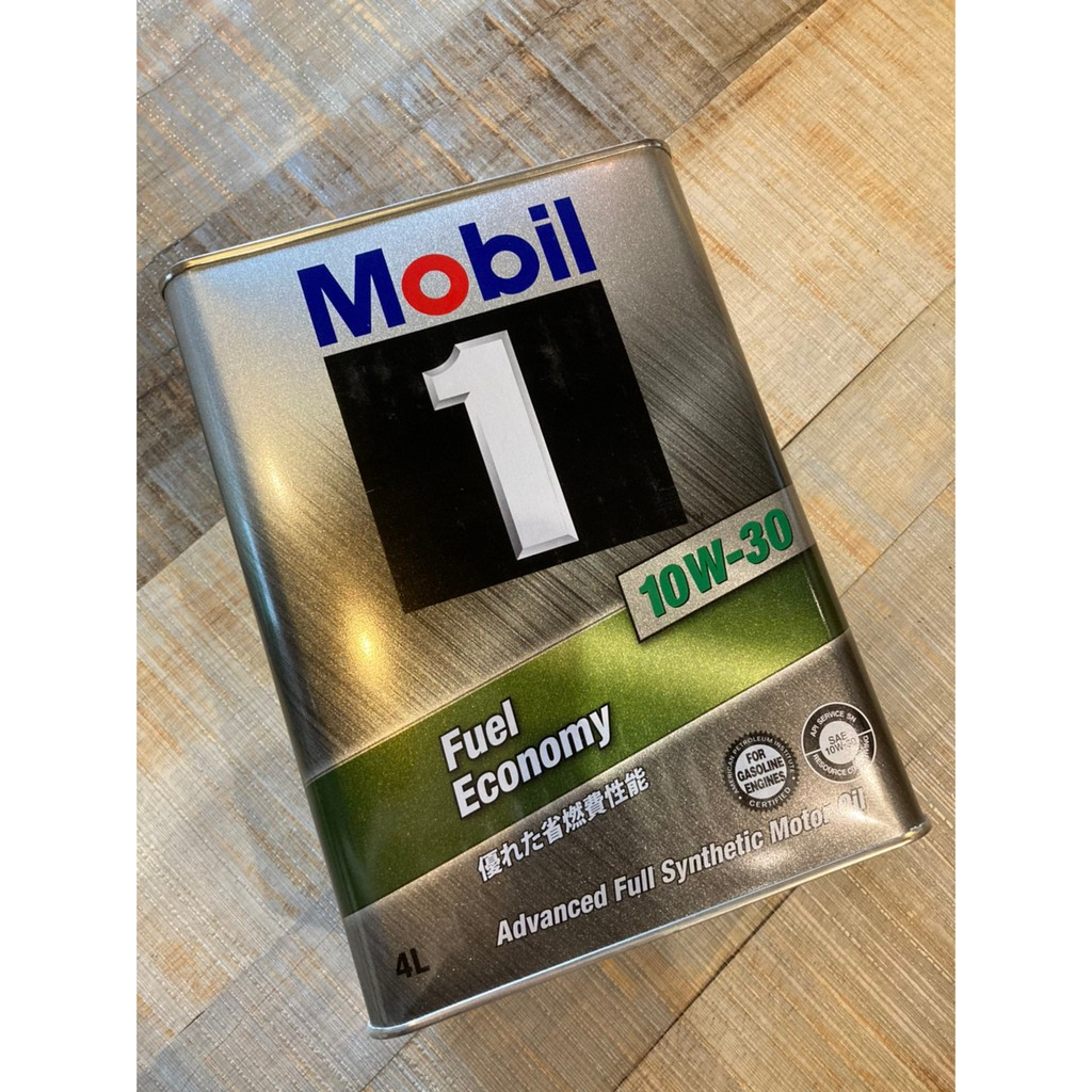 【機油學院】日本美孚 Mobil 1 10W30 4L