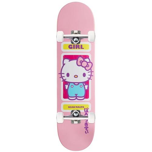 """Girl Sean Malto Sanrio 8.0"""" 整組板/滑板《Jimi Skate Shop》"""