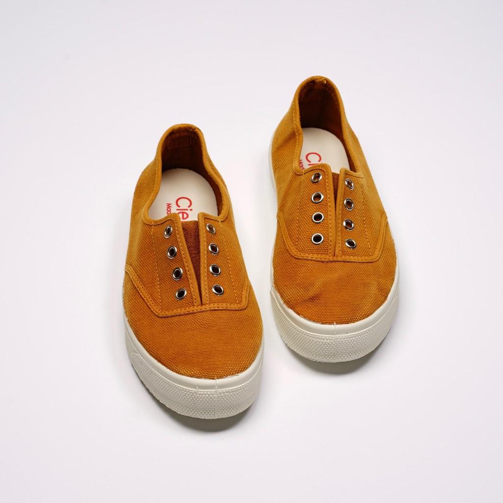 CIENTA 西班牙國民帆布鞋 10777 43 土黃色 洗舊布料 大人