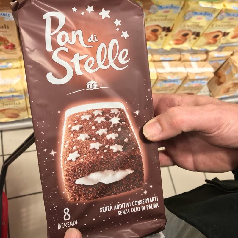 Pan Di stelle 來自星星的蛋糕