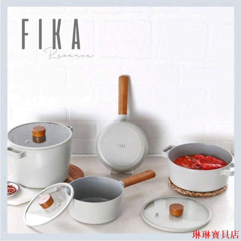 FIKA RESERVE系列 午夜灰 MIDNIGHT GREEN 不沾鍋 平底鍋 炒鍋 湯鍋 NEOFLAM琳琳寶貝店