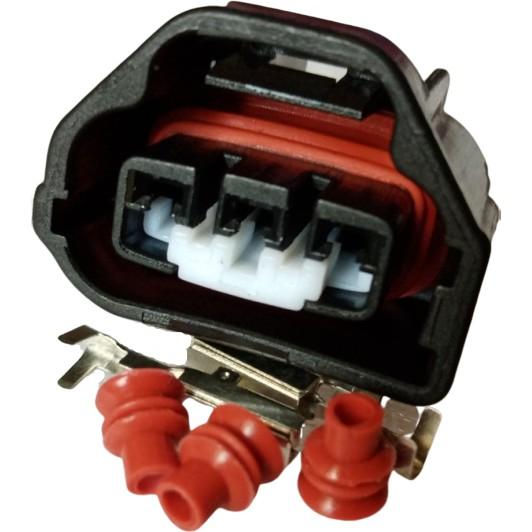 速霸陸 三菱 豐田 prado COROLLA Camry 節氣門位置感知器插頭 節氣門感知器插頭 TPS感知器插頭