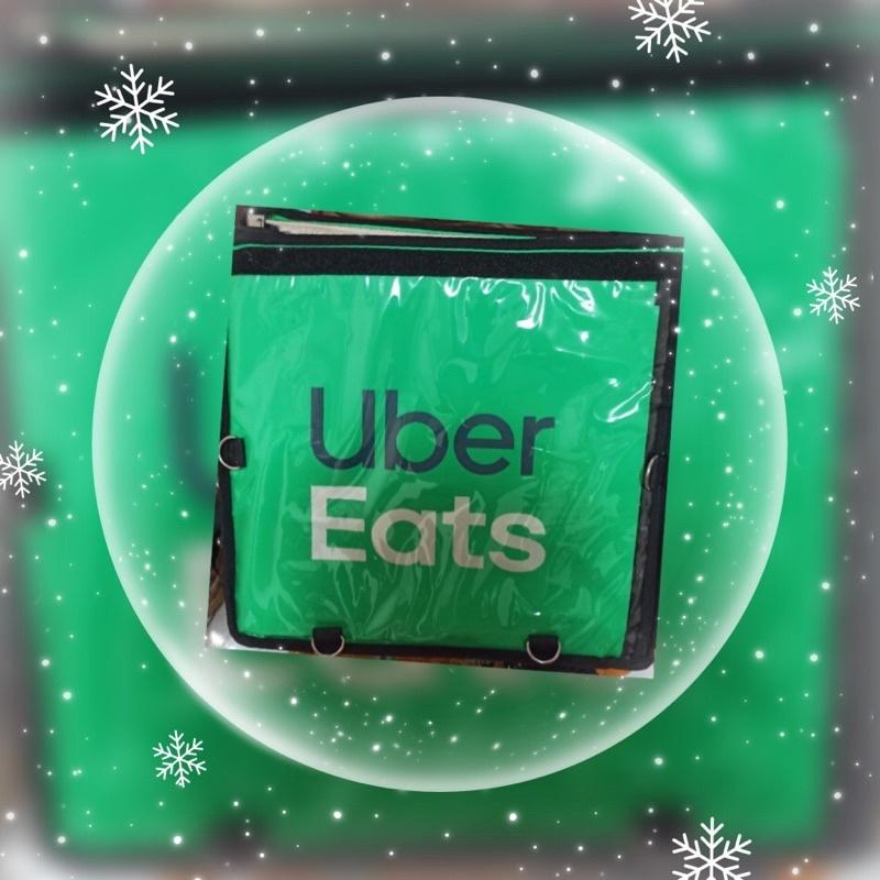 🍄全新uber第5代最新💗亮面外送綠大包 綠大箱(三重可面交)可貨到付款