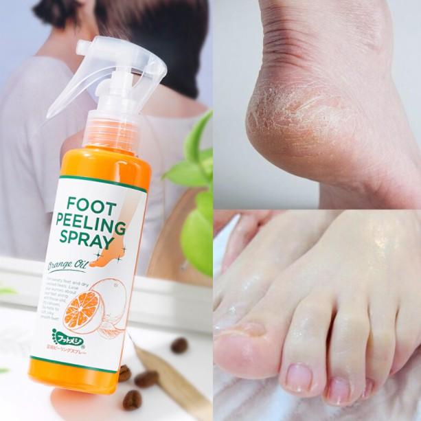 日本foot medi足部去角質噴霧足噴110ml去死皮腳皮| 蝦皮購物