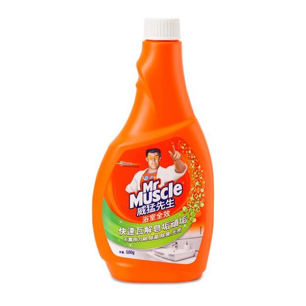 威猛先生浴室清潔劑