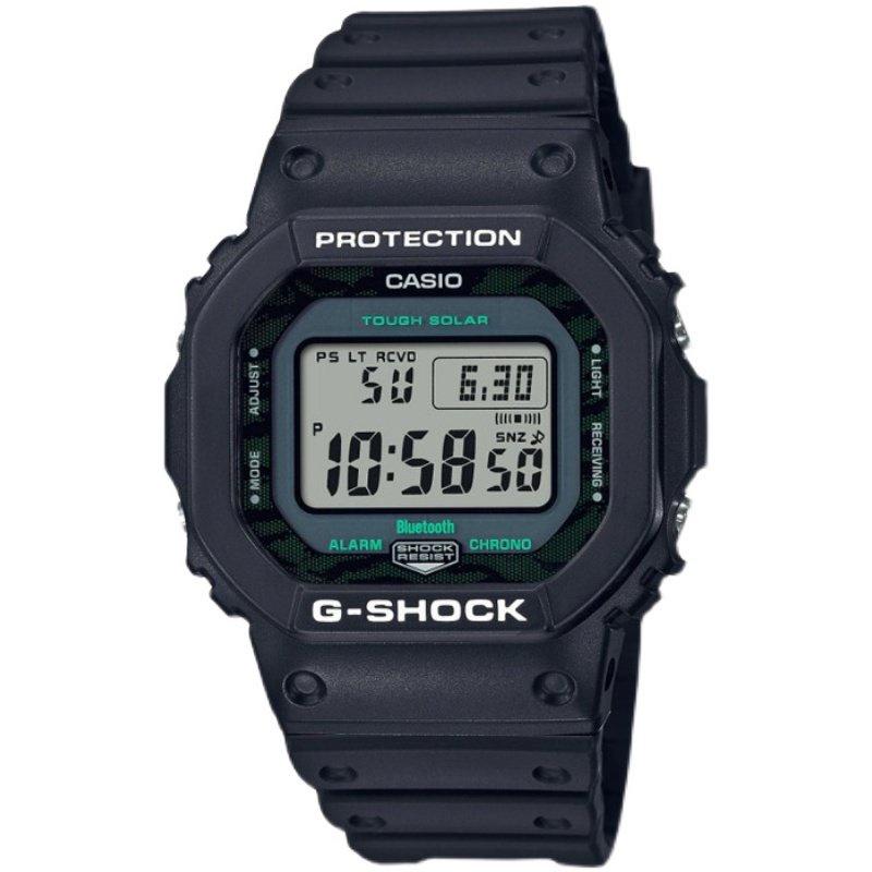 卡西歐(CASIO)G-SHOCK系列 運動腕錶 200米防水 GW-B5600MG-1